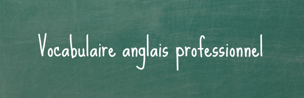 vocabulaire anglais archives